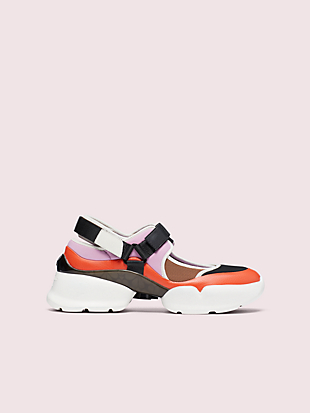 cloud cutout sneakers by kate spade new york non-hover view