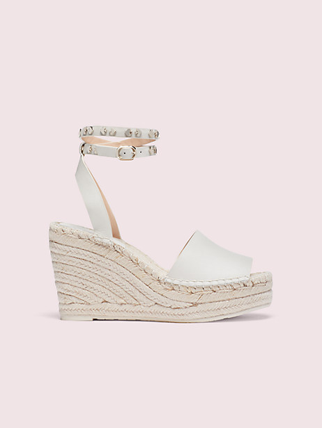 frenchy espadrille wedges by kate spade new york