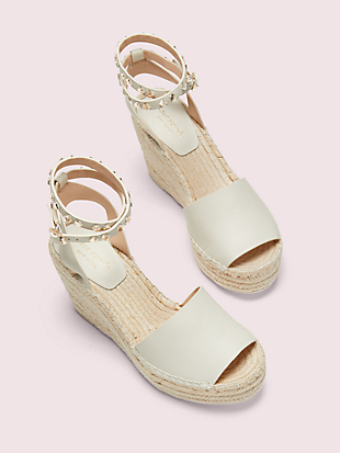 frenchy espadrille wedges by kate spade new york hover view