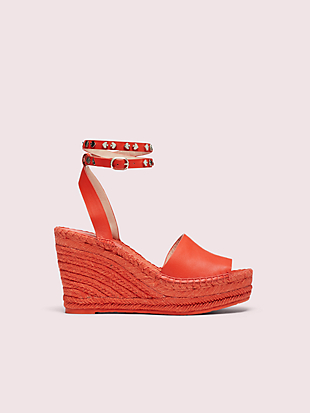frenchy espadrille wedges by kate spade new york non-hover view