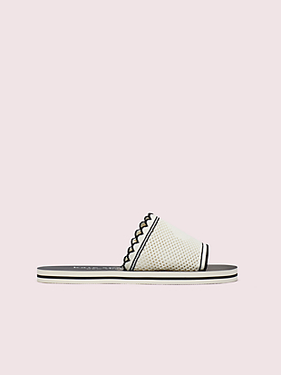 festival slide sandals by kate spade new york non-hover view