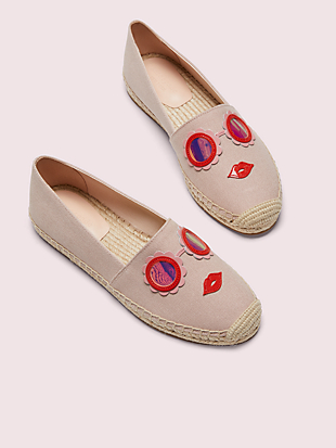 grenada glasses espadrilles by kate spade new york hover view