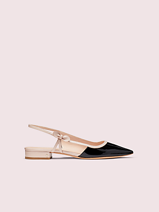 mae bow flats by kate spade new york non-hover view