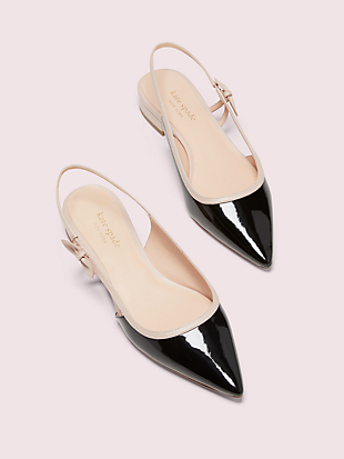 mae bow flats by kate spade new york hover view