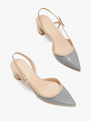 midge bow pumps by kate spade new york hover view