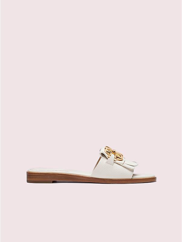 positano spade chain slide sandals, , rr_large
