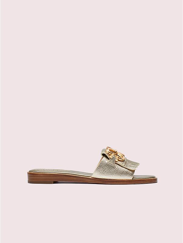 positano spade chain slide sandals, , rr_large