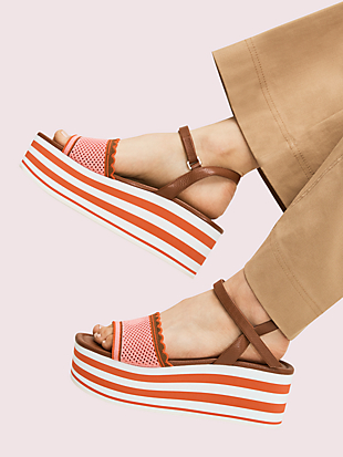 highrise spade wedges by kate spade new york hover view