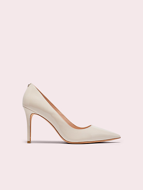 valerie pumps, tusk, large by kate spade new york