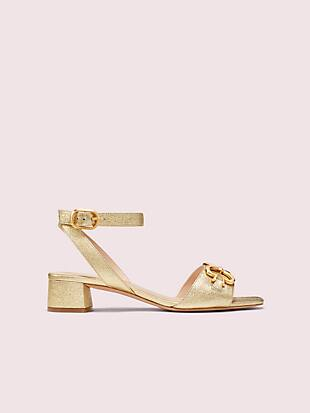 lagoon spade chain sandals by kate spade new york non-hover view