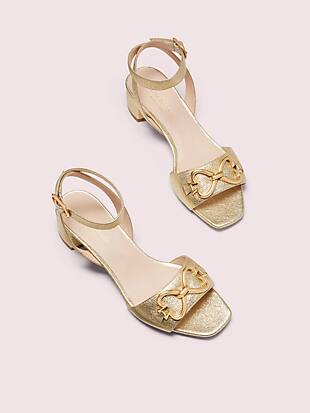 lagoon spade chain sandals by kate spade new york hover view