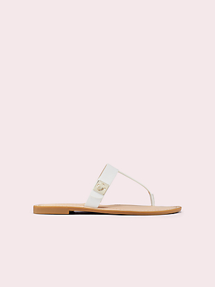 cyprus thong flip flops by kate spade new york non-hover view