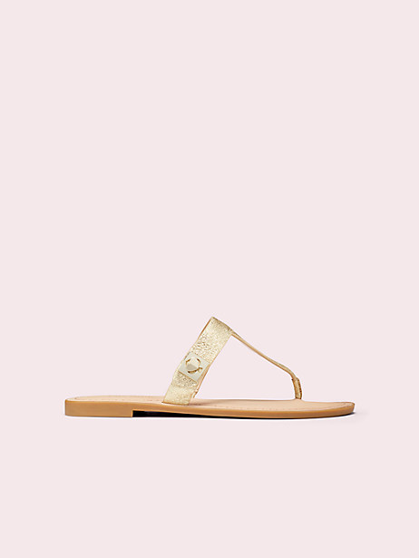 Cyprus thong flip flops | Kate Spade New York