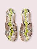 zia platform slide sandals, , s7productThumbnail