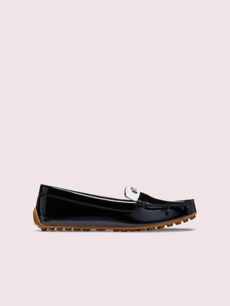 deck loafers by kate spade new york