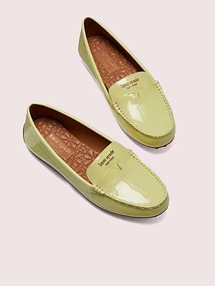 deck loafers by kate spade new york hover view