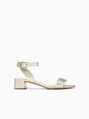 edie sandal heel by kate spade new york hover view
