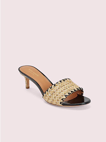 seberg raffia slide sandals, , rr_productgrid