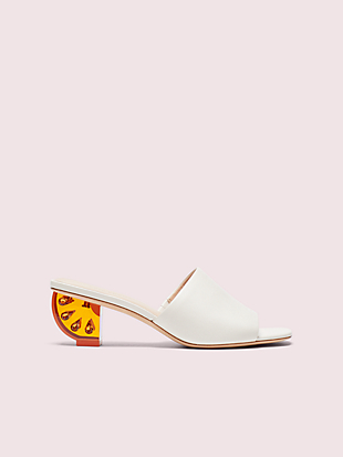 citrus slide sandals by kate spade new york non-hover view