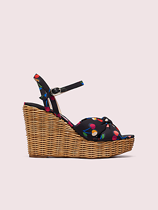 anita wedge sandals by kate spade new york non-hover view