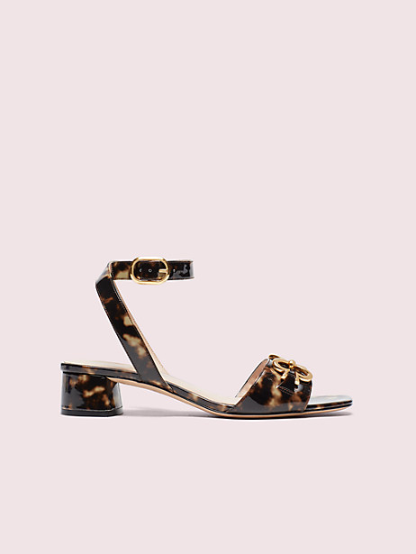 Lagoon spade chain sandals | Kate Spade New York