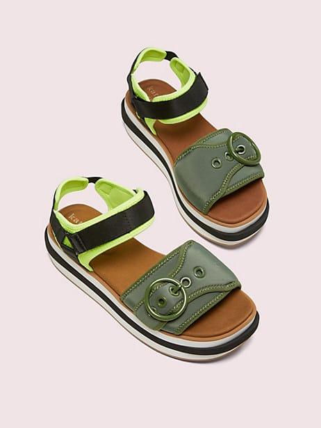 cozumel flatform sandals by kate spade new york