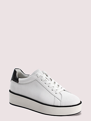 parlor platform sneakers by kate spade new york non-hover view