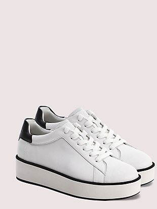 parlor platform sneakers by kate spade new york hover view