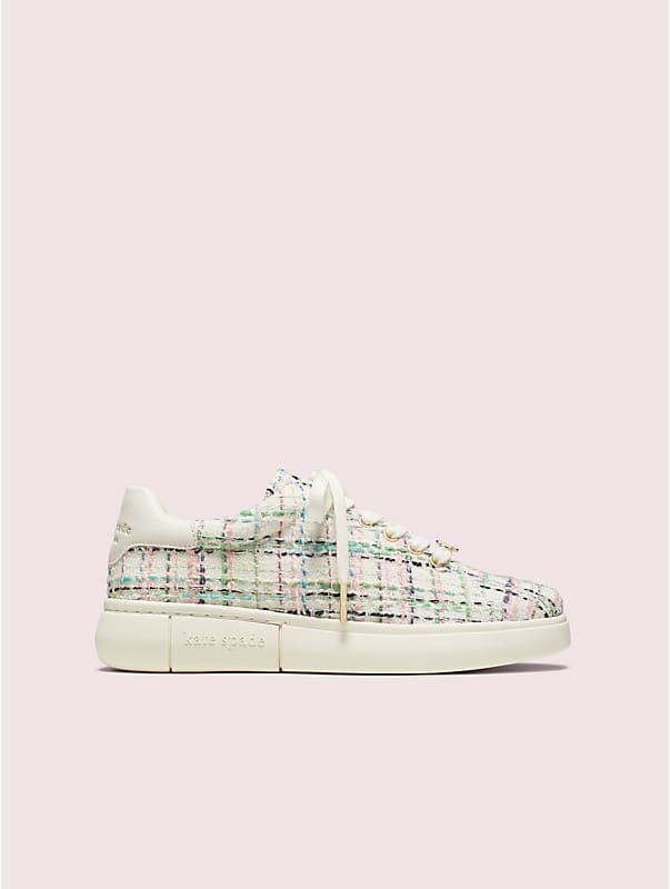 lift plaid tweed sneakers, , rr_large
