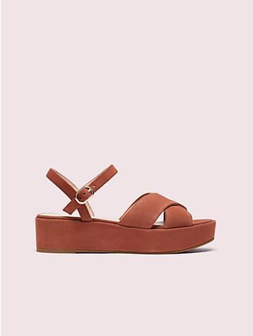 bunton suede flatform sandals, , rr_productgrid