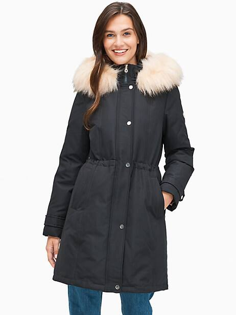 Kate Spade Down Jacket with Hood