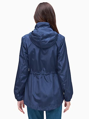packable jacket by kate spade new york hover view