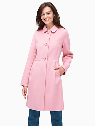 wool jacket by kate spade new york non-hover view