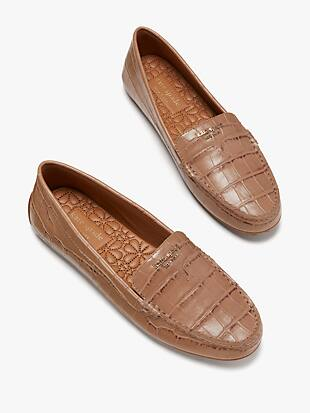 deck moccasins by kate spade new york hover view