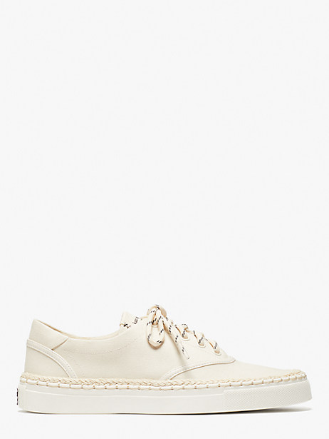Kate Spade Canvases BOAT PARTY ESPADRILLE SNEAKERS