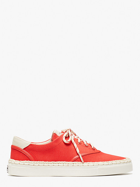 Kate Spade BOAT PARTY ESPADRILLE SNEAKERS