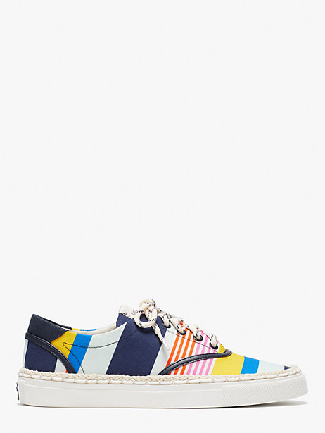 Kate Spade Canvases BOAT PARTY SNEAKERS