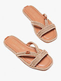 captain's cord slide sandals, , s7productThumbnail