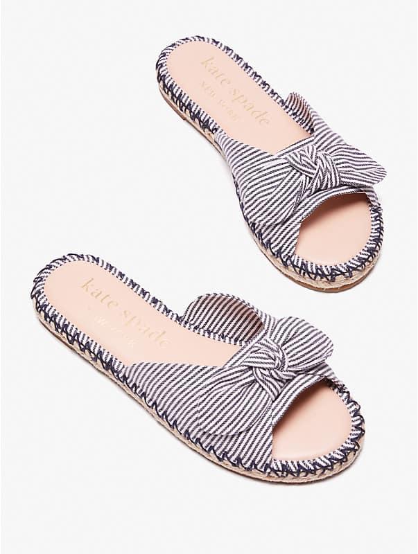 saltie shore espadrille slide sandals, , rr_large
