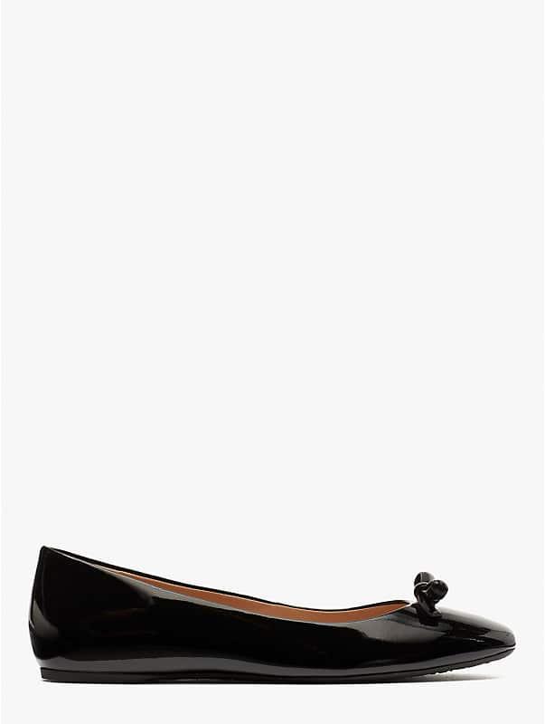 Kiersten Bow Schuhe, flach, , rr_large
