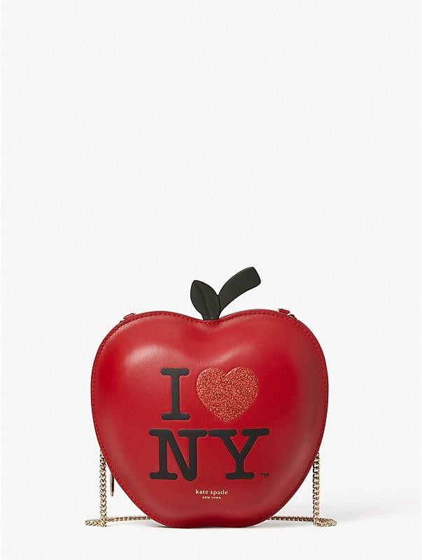 i heart ny x kate spade new york big apple crossbody, , rr_large
