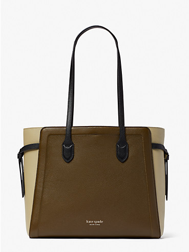 knott colorblocked large tote, , rr_productgrid