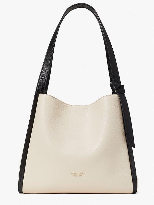 knott colorblocked large shoulder bag, , rr_large