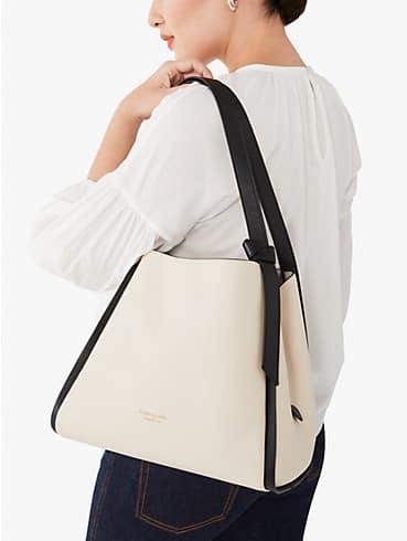 knott colorblocked large shoulder bag, , rr_productgrid