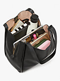knott colorblocked large shoulder bag, , s7productThumbnail
