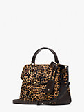 thompson leopard small top-handle bag, , s7productThumbnail