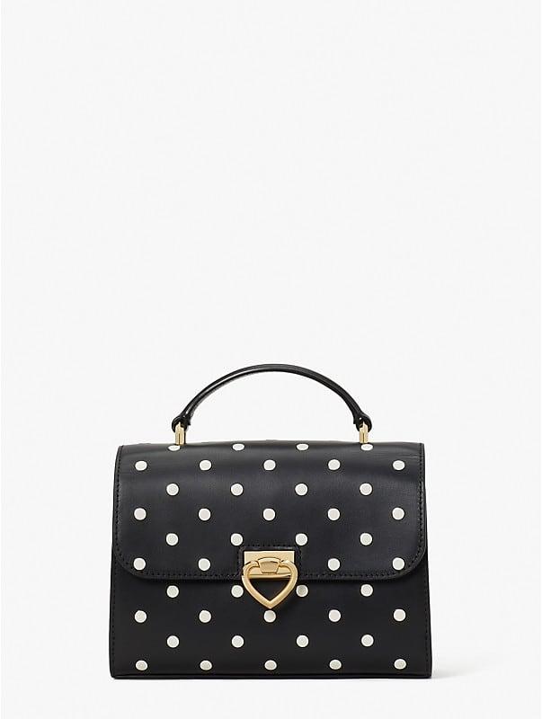 lovitt dot small top-handle bag, , rr_large