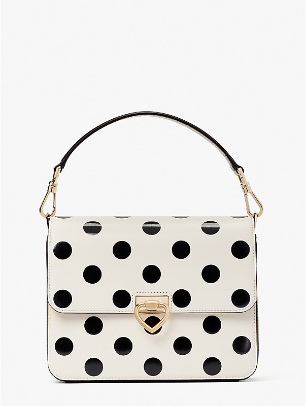 lovitt dot medium convertible shoulder bag, , rr_large