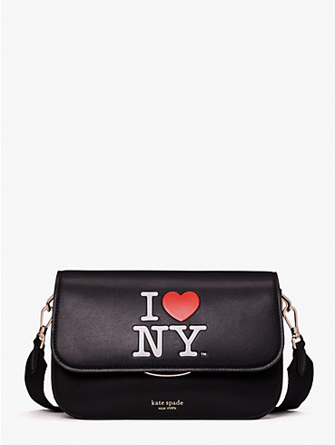 I Heart NY x kate spade new york Buddie Schultertasche, mittelgroß, , rr_productgrid