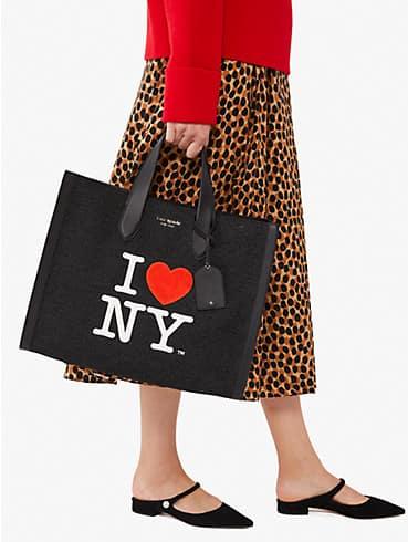 i heart ny x kate spade new york manhattan large tote, , rr_productgrid
